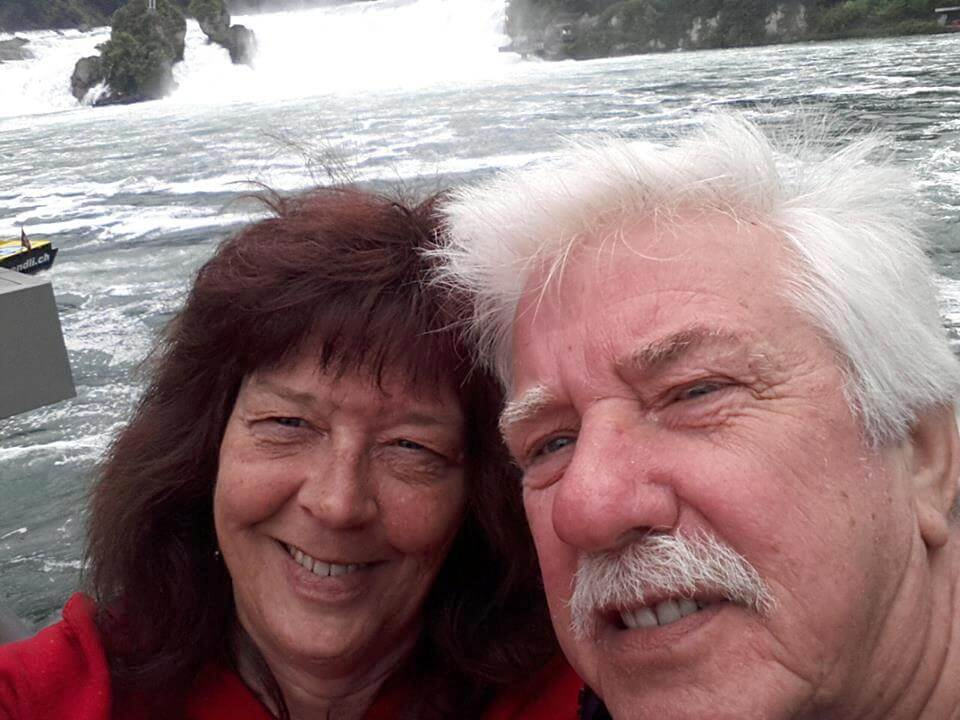 Joke & Leo - Watervallen Schaffhausen